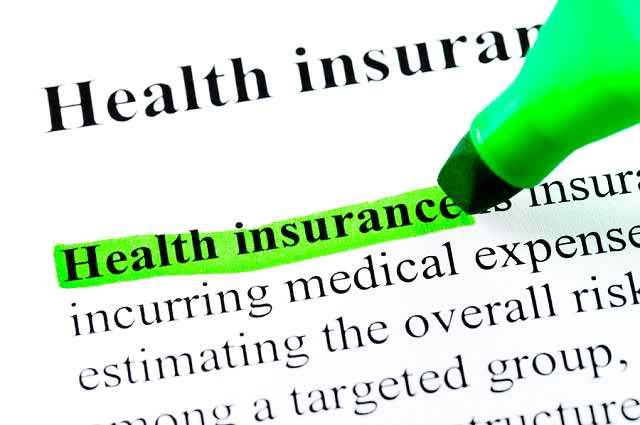 Lets talk about Health Insurance Plan